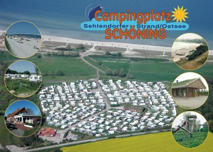 Campingplatz-Schoening