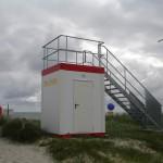 DLRG TURM Sehlendorfer STrand