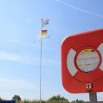 Ostsse Sommer Strand sicher baden spielen Glücksmoment Schleswig-Holstein